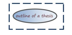 A thesis should be